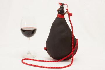 Bota artesania vino