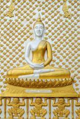 Mural Buddhist Religion In Thailand