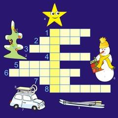 christmas-crossword