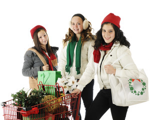 Shopping Tweens