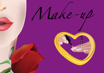 make-up- estetica