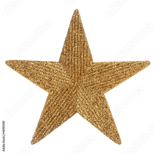 Gold star - 46995441