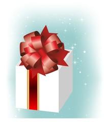 Gift, vector