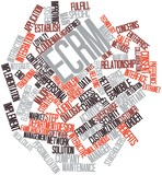 Word cloud for ECRM