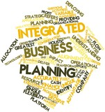 Word cloud for Integrated business planning