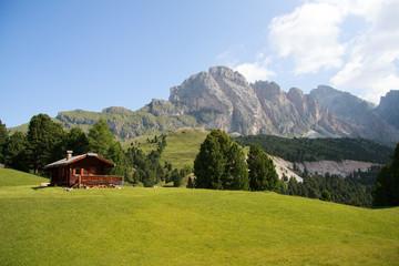 Le Odle dall'Alpe di Cisles - Val Gardena