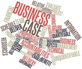 Word cloud for Business case