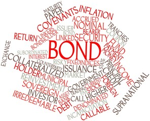 Word cloud for Bond