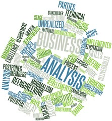Word cloud for Business analysis