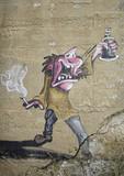 Man smoking - 47008646