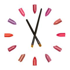 Lipstick slice watches