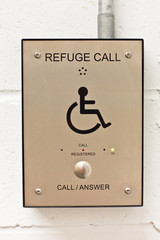 Refuge call point