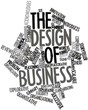 Word cloud for The Design of Business