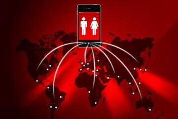 Téléphone Portable et Réseaux Sociaux