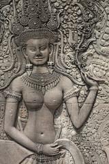 woman Apsara