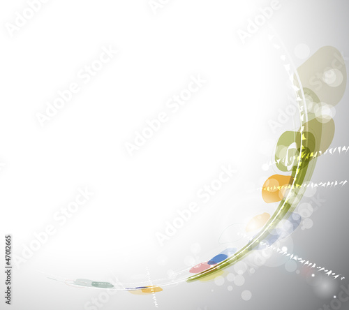abstract color fade vector background