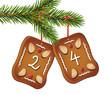Weihnachten Lebkuchen 24 Dezenber