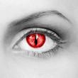 The vampire eye