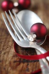 Christmassy Cutlery