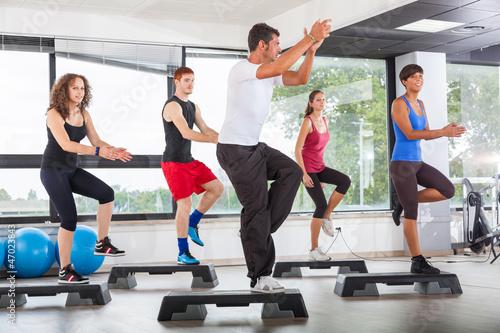 Fototapeten,aerobic,aufgaben,fitness,gymnastik