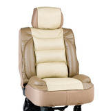 Protect your car seat from dirty  by leather car seat cover