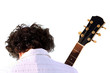Go Folk - Guitar player shoulders
