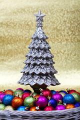 Frohe Weihnachten | Christbaum