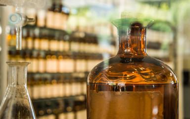Perfume laboratory