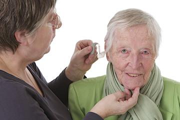 Mise en place d''une Prothèse auditive