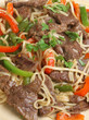 Thai Beef with Noodles Stir Fry