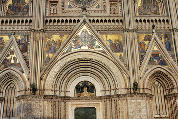 Cathedral of Orvieto - Italy