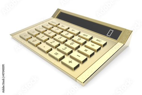 Golden calculator