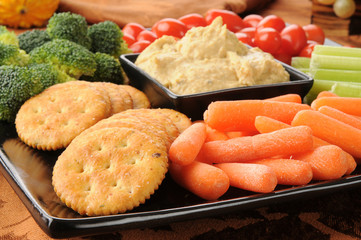 Party snack tray