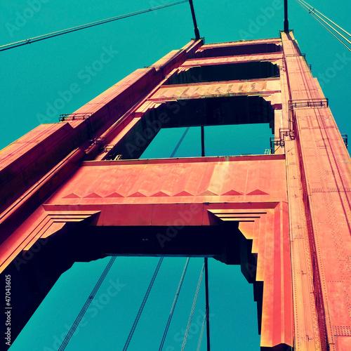 Golden Gate Bridge, San Francisco, United States © nito