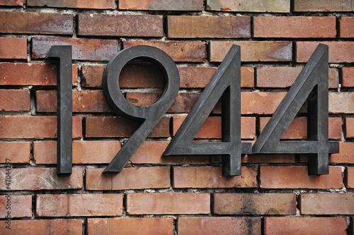 Powstanie Warszawskie - 47044257