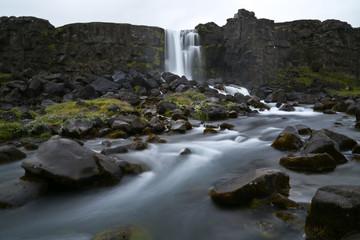 Islande - Chute d'eau