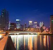 suzhou river at night