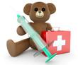 Erste Hilfe Teddy