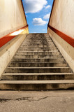 Salvation stairs poster