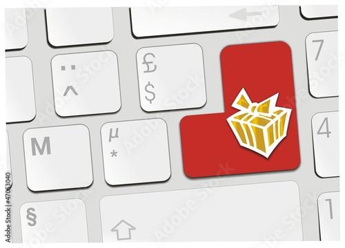clavier cadeau