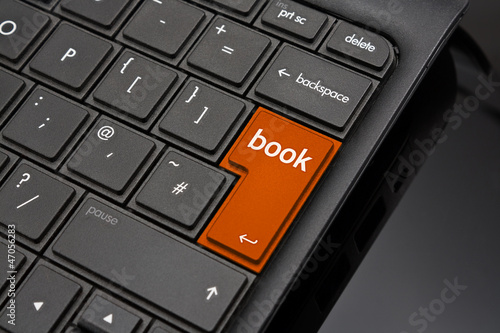 Book Return Key