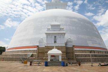 Anuradhapura - Sri Lanka - Tempelanlage