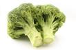 2 têtes de chou brocoli