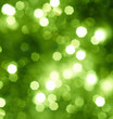Abstract green glitter. Christmas background