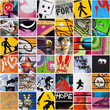 Fototapeten,kunst,street art,rue,graffiti