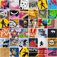 Square Street Art