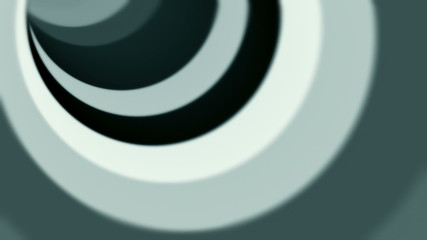 Looping animation of a wormhole, with rings of time and space.