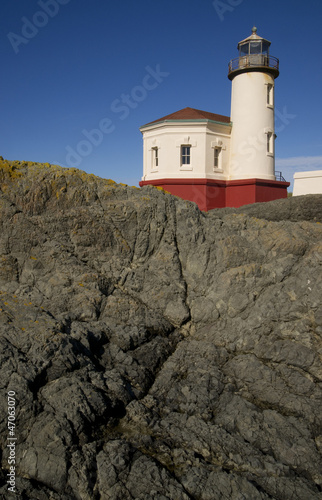 Rocky Lighthouse