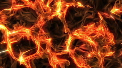 Fire,  Computer Generated, Loops seamless