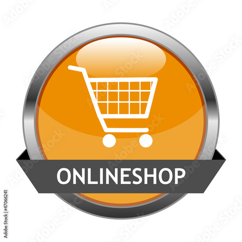 Vector Button Onlineshop